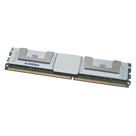 Axion AXG17991287/2 Axiom 8GB FBDIMM Kit (2 x 4GB) TAA Compliant - 8 GB (2 x 4 GB) - DDR2 SDRAM - 667 MHz DDR2-667/PC2-5300 - ECC - Fully Buffered - 240-pin - DIMM