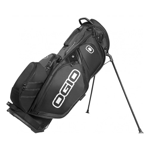 New Ogio Silencer Stand Bag - Carbon