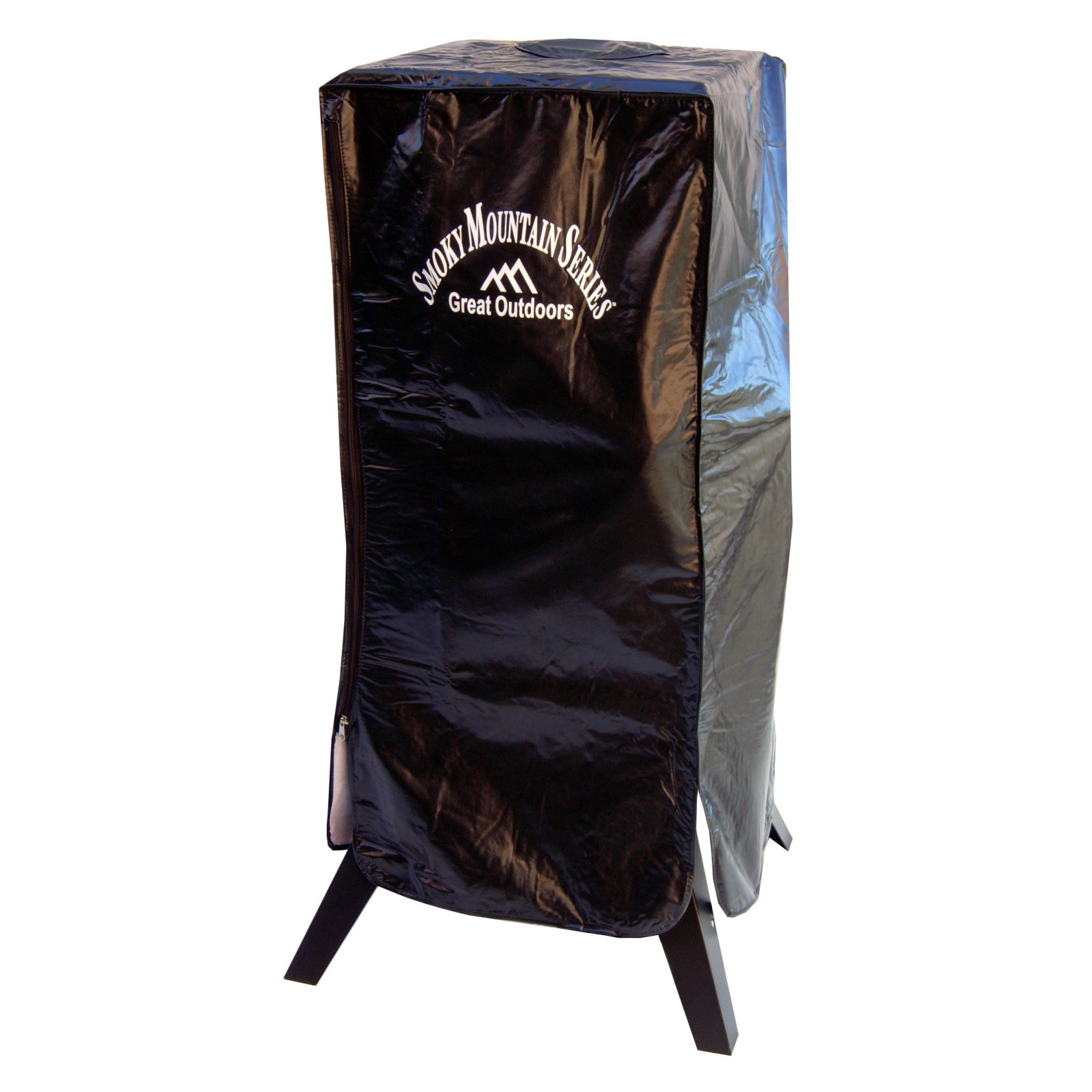 Landmann 38 in. Chamber Vertical Gas Smoker Protective Cover - Wide - 31979