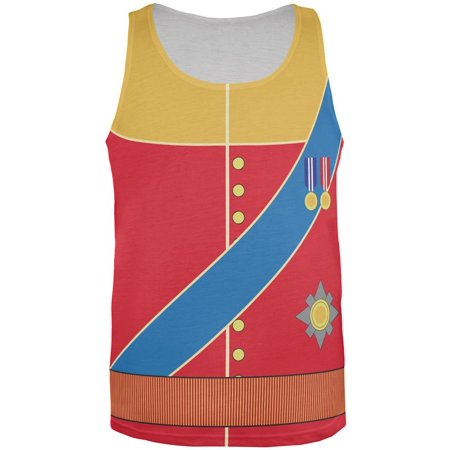 Halloween Prince Charming William Costume All Over Mens Tank - William Joyce Halloween