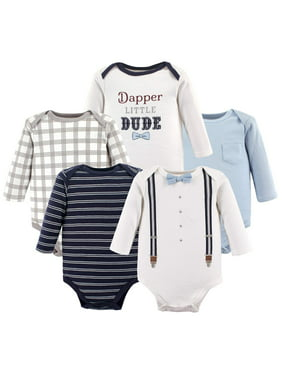 Product Image Baby Boy Long Sleeve Bodysuits 465307abf