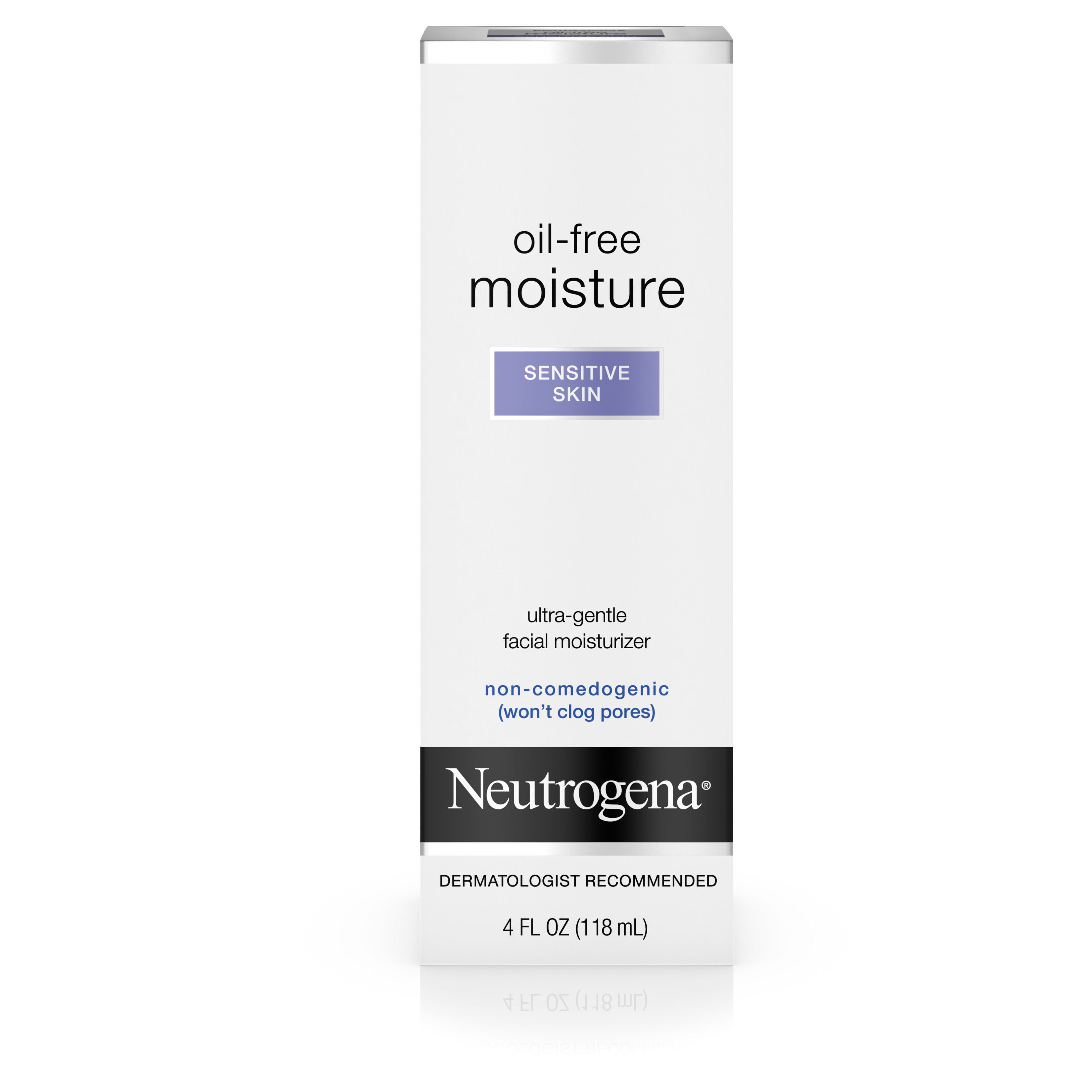 Neutrogena Oil-Free Moisture Sensitive Skin, 4 Fl. Oz. - Walmart.com