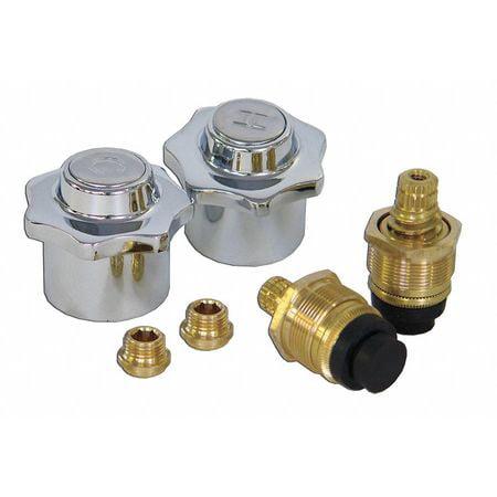 ZORO SELECT 50-4110 Lavatory/Kitchen Kit,American Standard (Pn Lavatory P-trap Kits)
