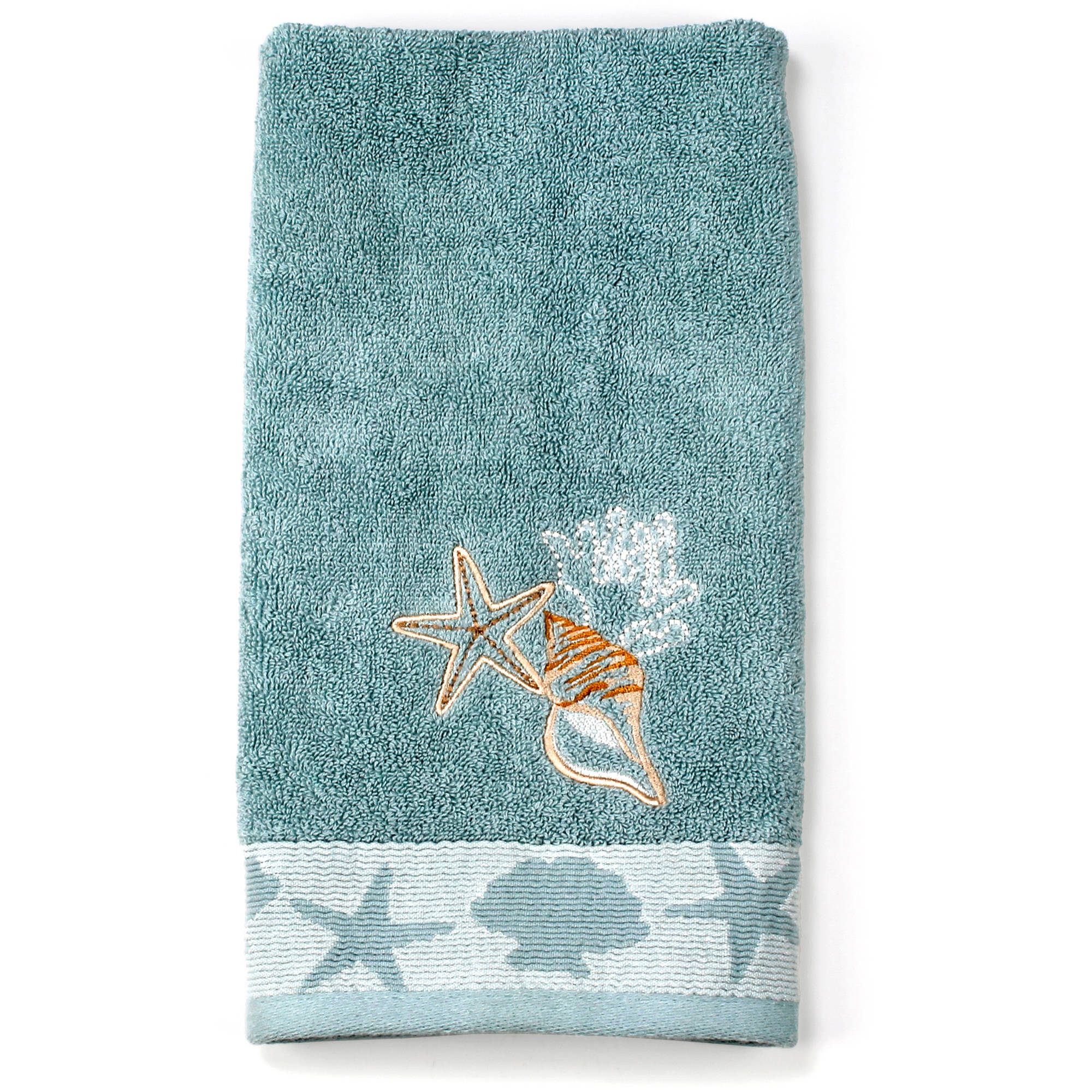 Better Homes and Gardens Coastal Hand Towel