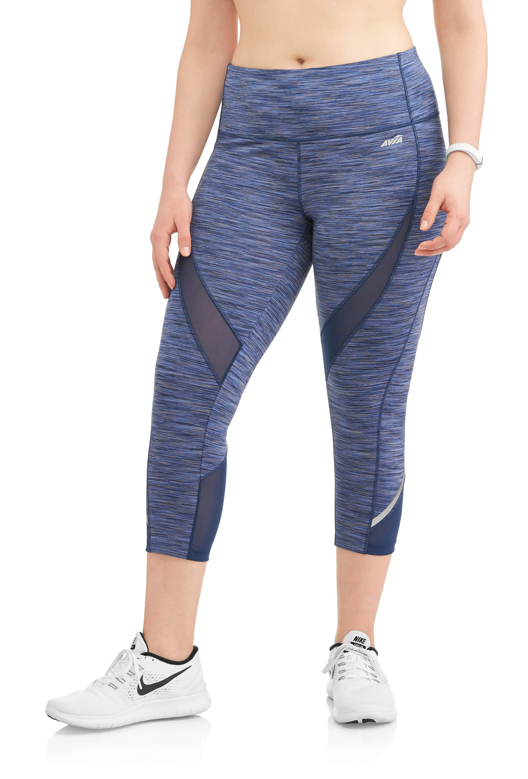 Women's Plus Size Active Aspire Performance 22 Capri