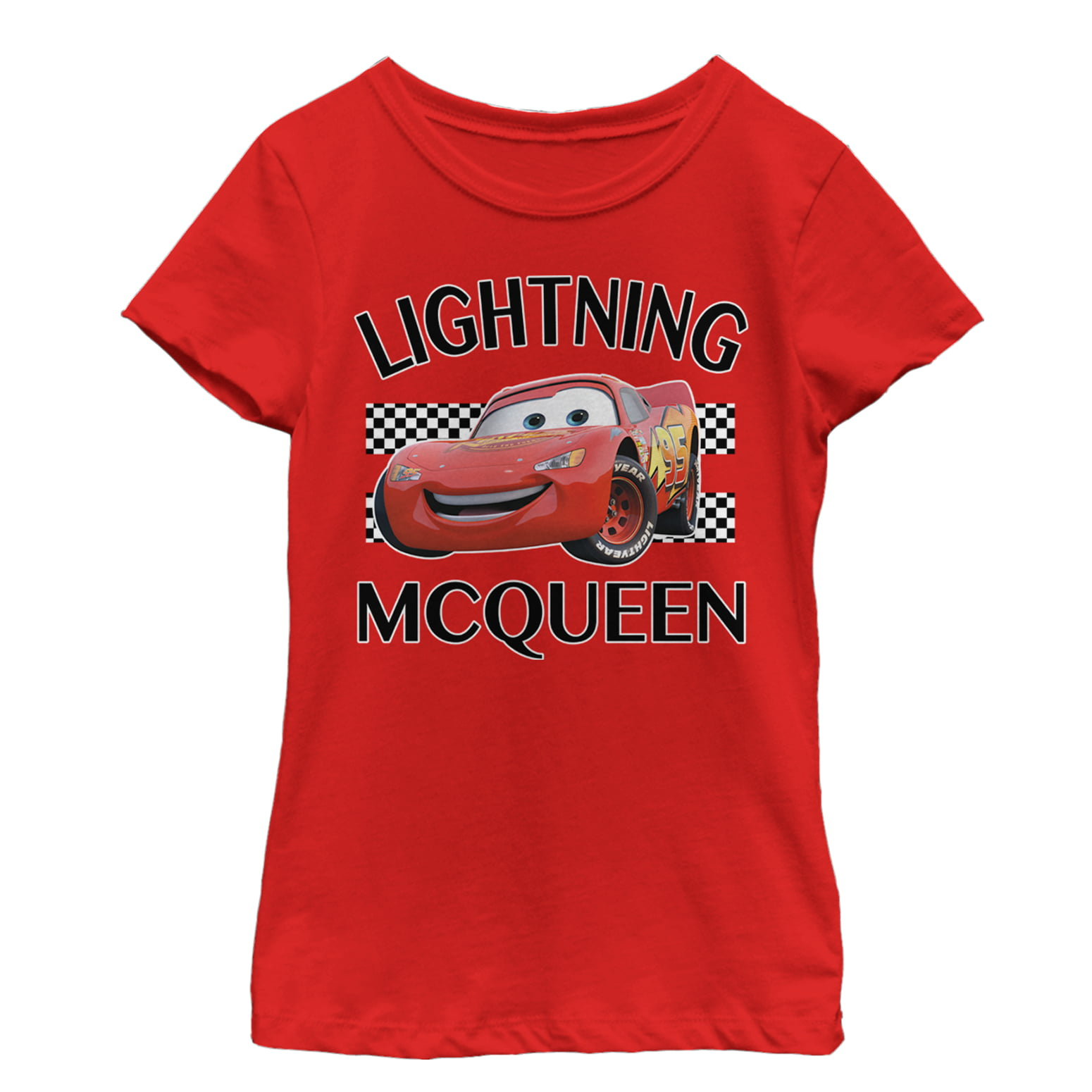 Disney Girls Cars Lightning Vs Storm Sweatshirt