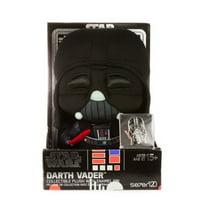 "Star Wars Medium Heroez 7"" Plush & Pin Set (Darth Vader)"