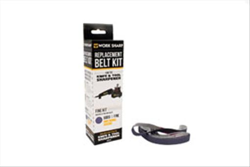 "Drill Doctor WSSA0002705 6000 Ultra-Fine Grit Assirtnebt Belt Kit, 1 2"" x 12"" by Drill Doctor"