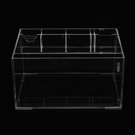 Moaere 5.5 Gallon Acrylic Desktop Aquarium Fish Tank Kit with Water Pump Filter Home Office Decor - image 2 de 13