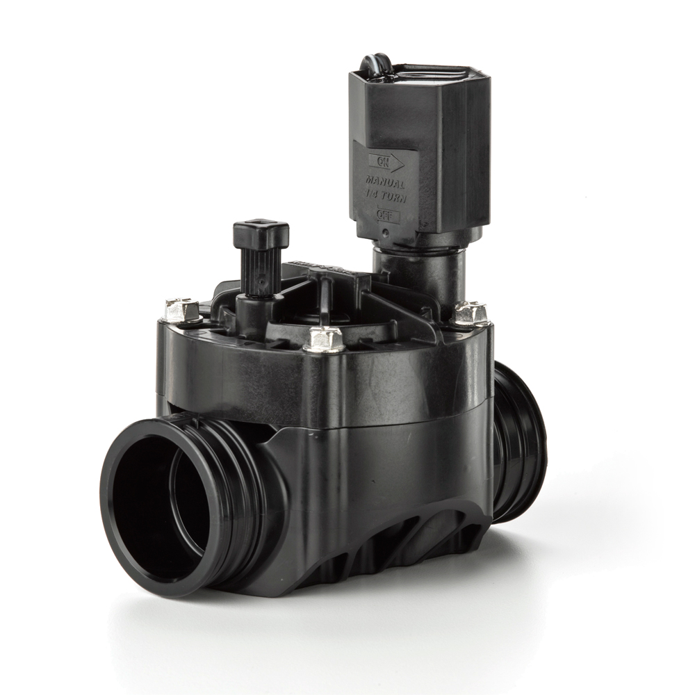 "RainBird HV Series Inline Sprinkler Valves-Size:1"" Slip-Flow Control:No by RAINBIRD"