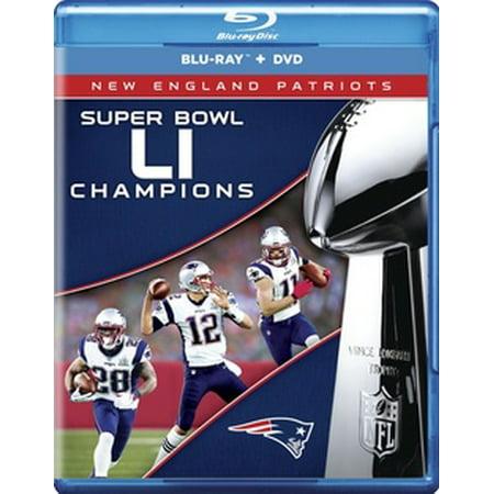 Superbowl LI (Blu-ray) (Brian Urlacher Super Bowl)