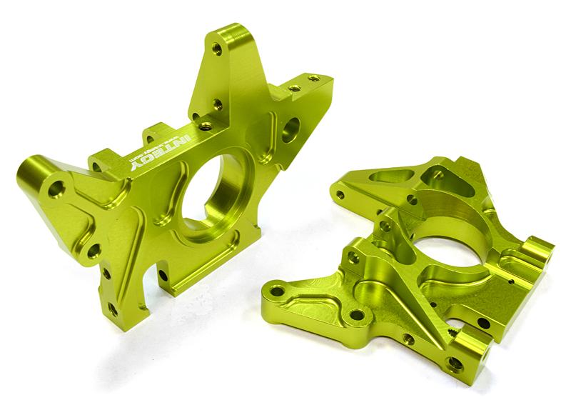 Integy RC Toy Model Hop-ups C25964GREEN Billet Machined Rear Bulkhead for Traxxas 1 10... by Integy