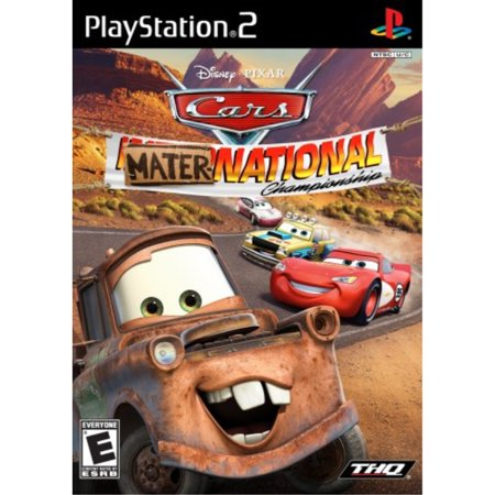 Cars: Mater-National Championship [Disney Pixar] (Best College Football National Championship Games)