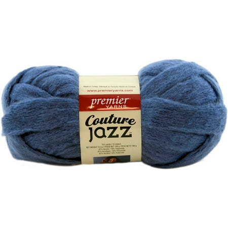 Premier Yarns Couture Jazz Yarn, 16.5 Yd.