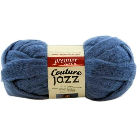 - Premier Yarns Couture Jazz Yarn, 16.5 Yd.