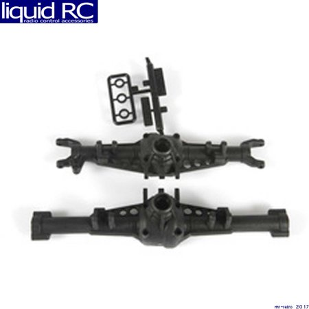 Axial Solid Axle Housing Front and Rear: AR44 SCX10 II, AXIC1592 (Scx10 Axle Tubes)