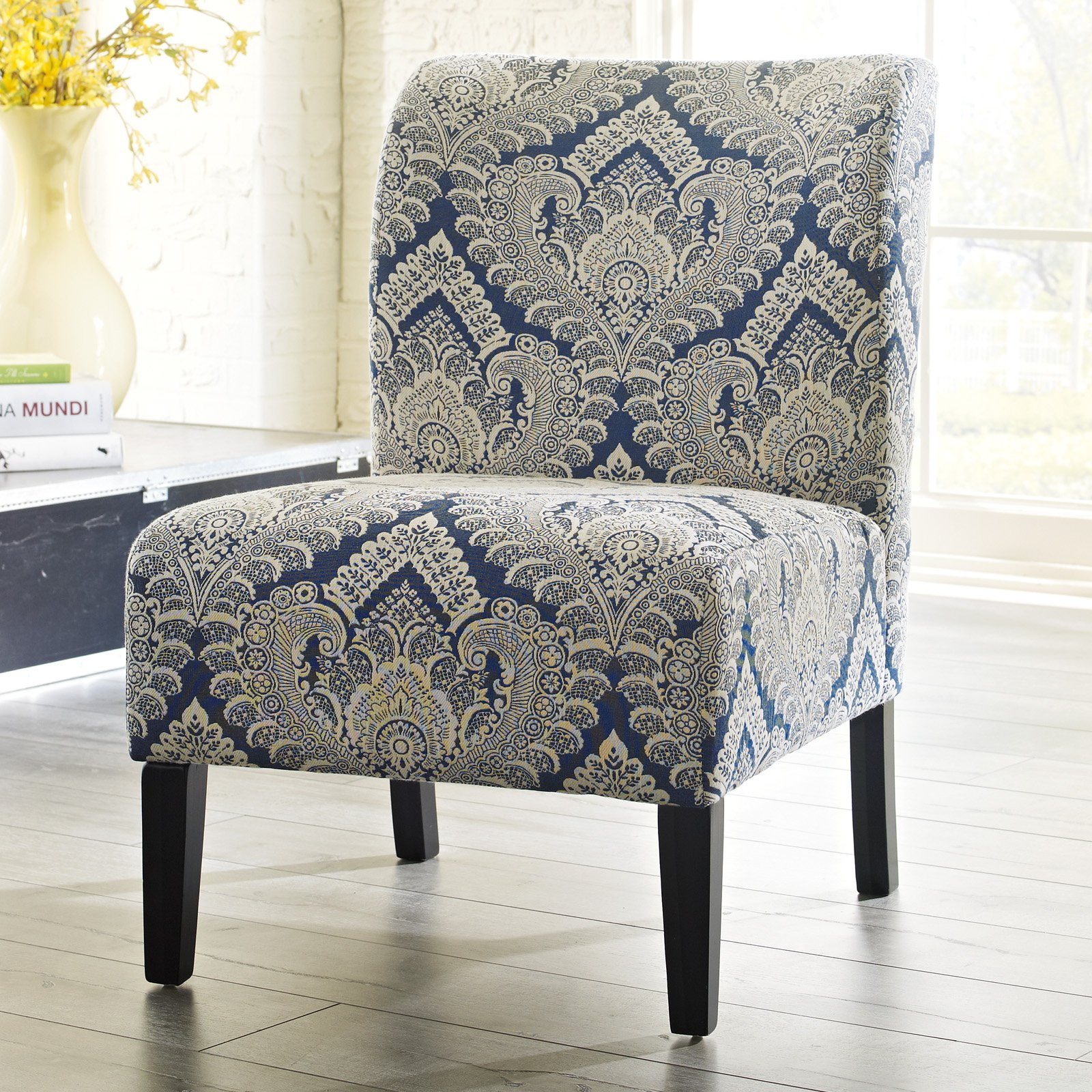 Signature Design by Ashley Honnally Accent Chair - Sapphire