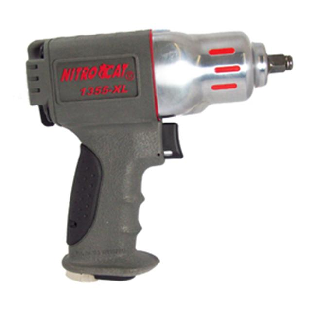 Aircat Pheumatic Tools ARC1355XL NitroCat . 38 inch Impact wrench