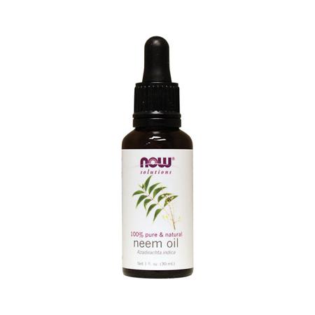 NOW Foods - Neem Oil (Azadirachta Indica) - 1 oz.