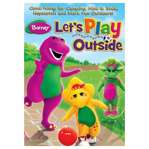 Barney: Let's Play Outside (2010)