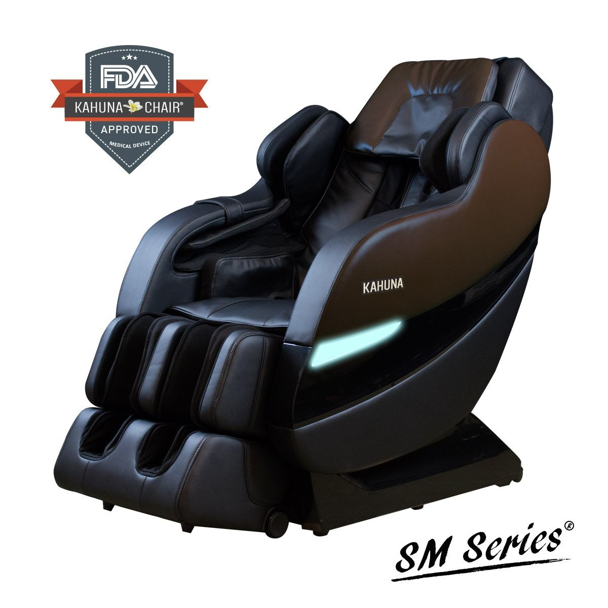 SM-7300 Dark Brown / Black