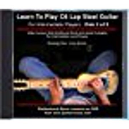 Learn To Play C6 Lap Steel Guitar - DVD#2 Intermediate
