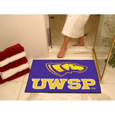 "Wisconsin-Stevens Point All-Star Mat 33.75""x42.5"" - image 2 de 2"
