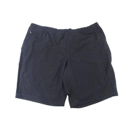 24bdbc5920bc6 Kirkland Signature Mens Size XX-Large Active w/Liner Shorts, Black Image 1