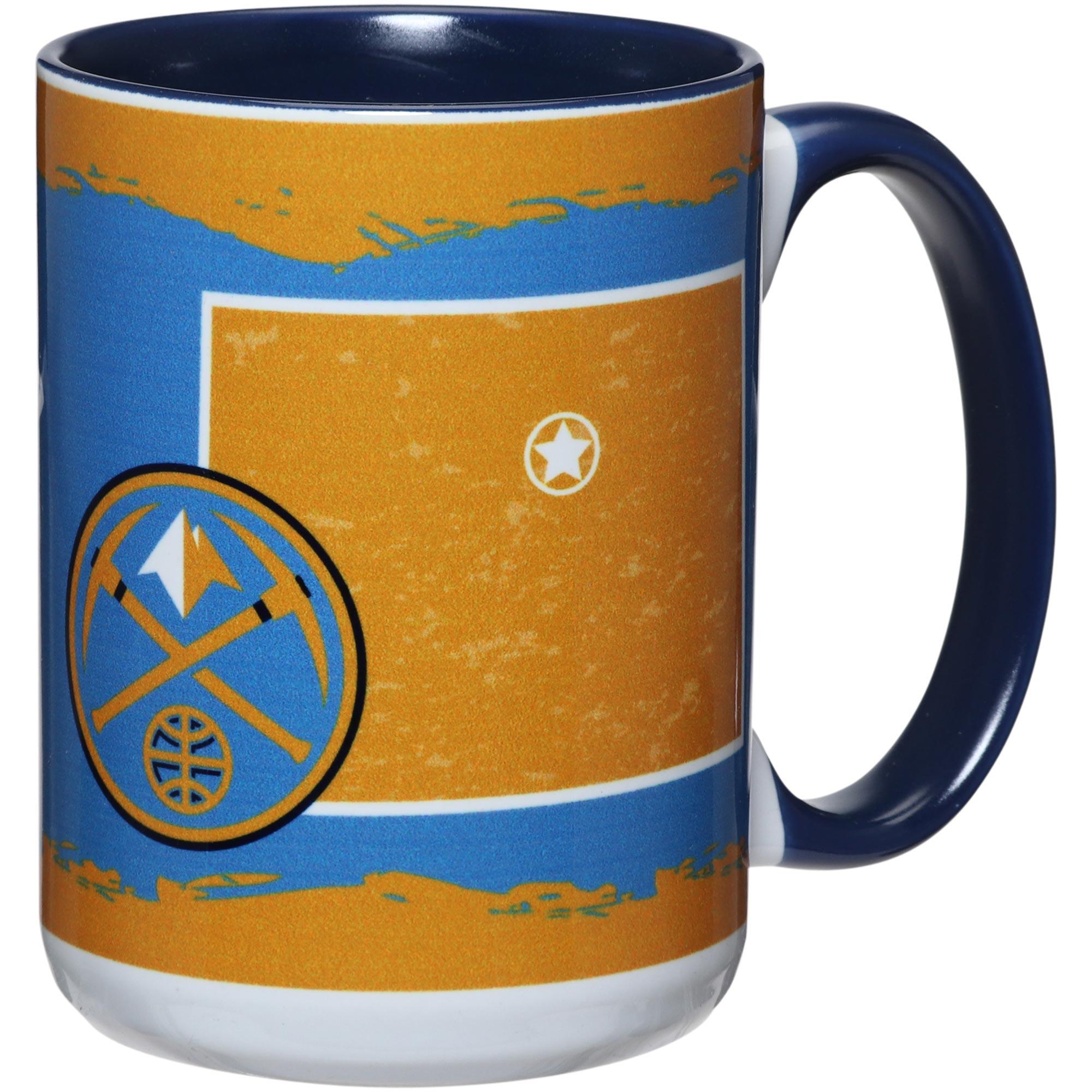 Denver Nuggets 15oz. It's Your State Of Mind Mug - No Size