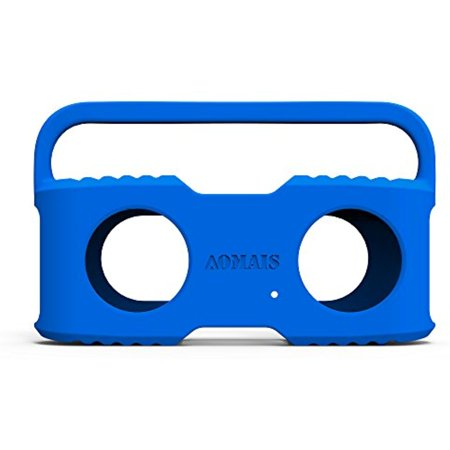 Bluetooth Speakers Sling Cover for AOMAIS Sport Waterproof Portable Speakers(Blue) Bluetooth Speakers Sling Cover for AOMAIS Sport Waterproof Portable Speakers(Blue)