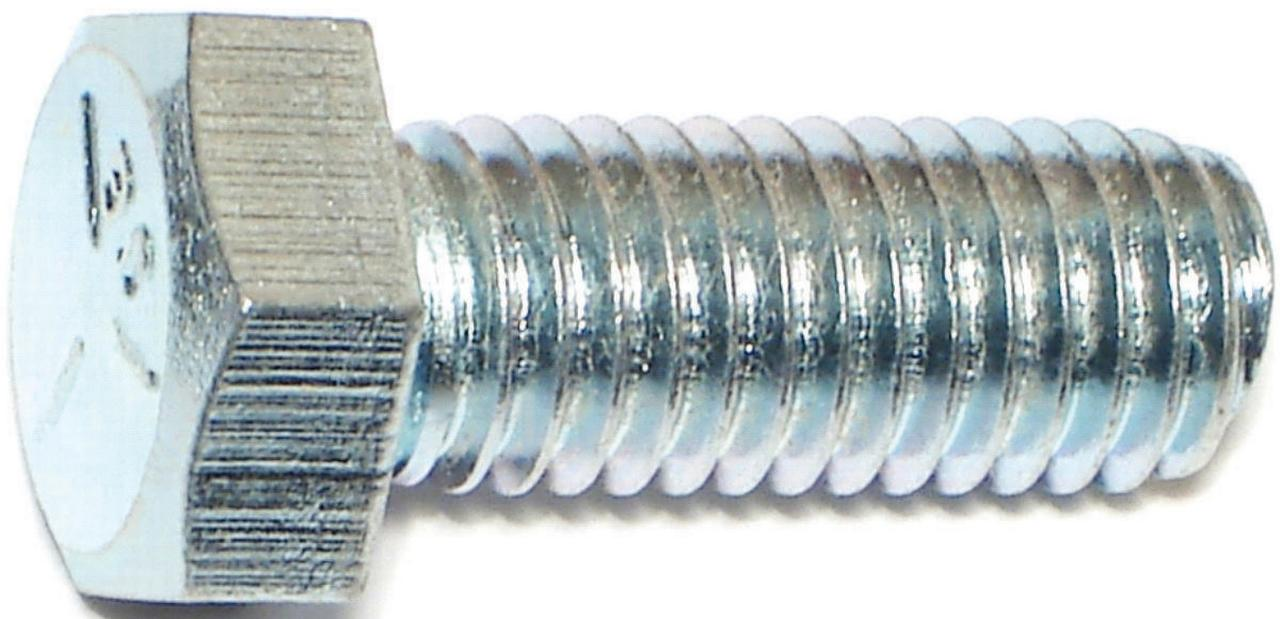 Hard-to-Find Fastener 014973246433 Grade 5 Coarse Hex Cap Screws 50-Piece 5//16-18 x 4-Inch