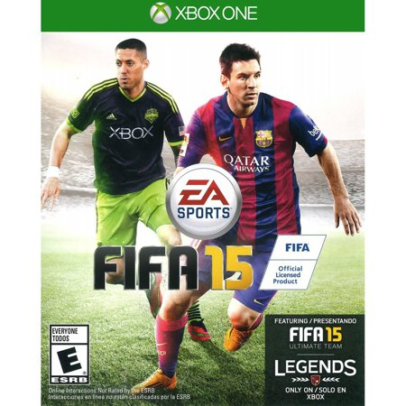 FIFA 15 (Xbox One) (Fifa 15 Halloween)