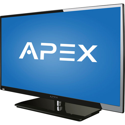 """Apex LE4043M 40"""" 1080p 60Hz LED HDTV"""