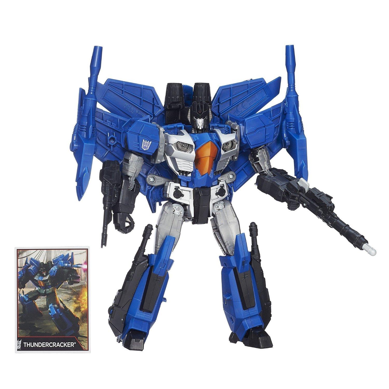Transformers Generations Leader Class Thundercracker Figure