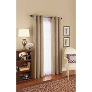 ***DISCONTINUED*** Better Homes and Gardens Diamond Jacquard Curtain Panel