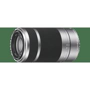 SEL55210 E 55-210mm F4.5-6.3 OSS E-mount Zoom Lens
