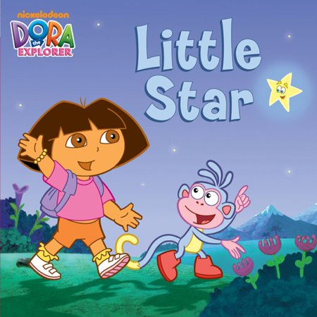 Little Star (Dora the Explorer) - eBook](Dora The Explorer Coloring Pages Halloween)