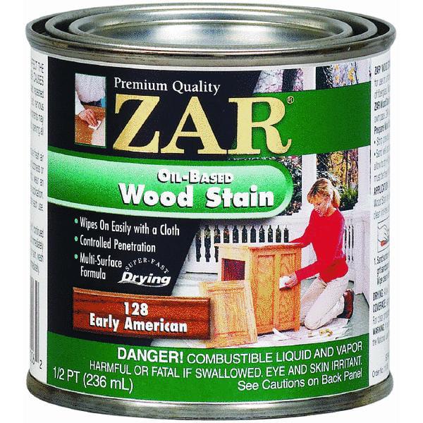 ZAR Oil-Based Interior Wood Stain
