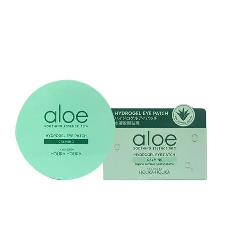Holika Holika Aloe Soothing Essence 80% Hydrogel Eye Patch 1.4g x