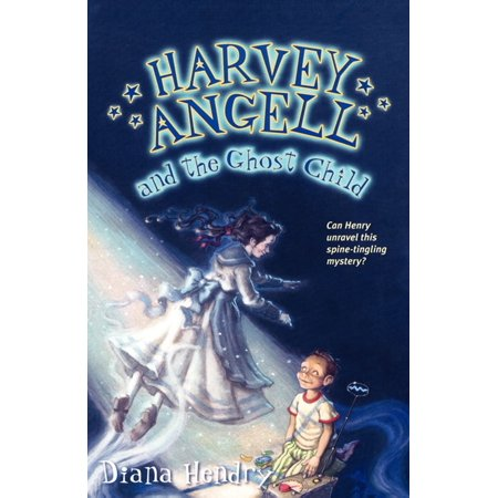 Harvey Angell and the Ghost Child ()