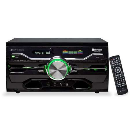 Technical Pro Professional BT Receiver with Built-In DVD (Pro 2 Receiver)