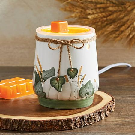 Better Homes & Gardens Pumpkin Weave Wax Warmer