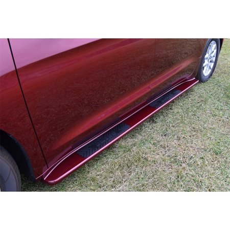 - Owens Products 21001 OWE21001 17-C PACIFICA GLASTEP CUSTOM FIT RUNNING BOARDS CUSTOM FIT NO DRILL BRKTS INCLUDED