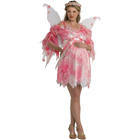 Women's Maternity Fairy Costume - Pregnant Mom Costumes