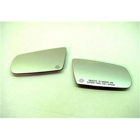 Street Scene Manual Mirrors (STREET SCENE 95012110 Exterior Mirror)