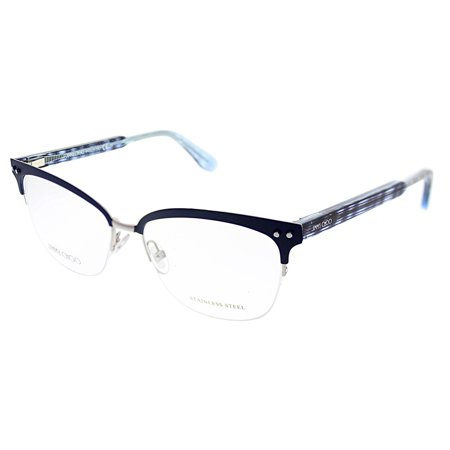 - Jimmy Choo JC 138 LYH 53mm Women's Square Eyeglasses