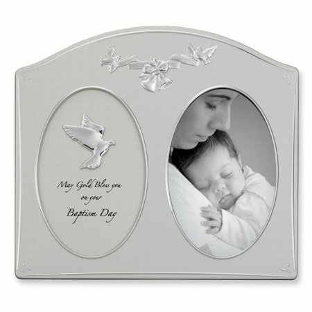 Baptism Day 4x6 Photo Frame Religious Baptism/christening/communion Gifts For Women For Her (Baptism Decor)