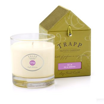 Trapp No. 66 Fig & Mimosa - 7oz Large Poured Candle