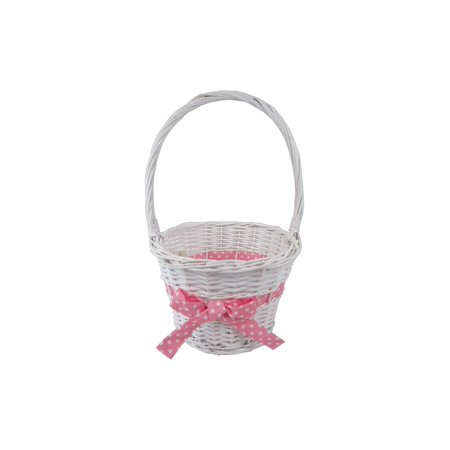 Mickey Easter Basket (Darice Basket Easter W Pink)