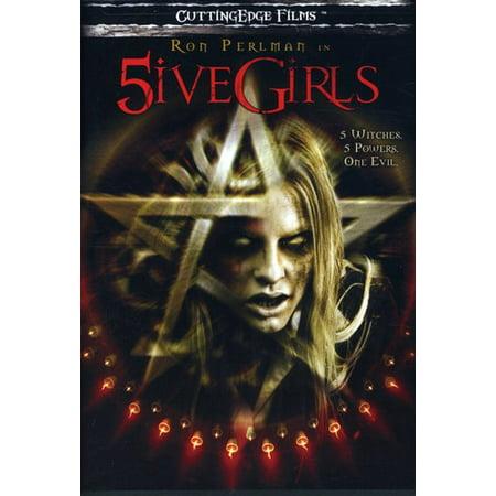 Teen Schoolgirl Movies (5ive Girls (DVD))
